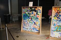 02.Graffiti.BerlinWall.Newseum.WDC.8November2009
