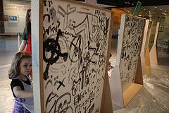 15.Graffiti.BerlinWall.Newseum.WDC.8November2009