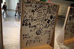 16.Graffiti.BerlinWall.Newseum.WDC.8November2009