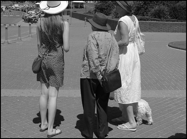 Bondi beach, Australia, 2009.