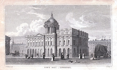 Town Hall, Dale Street, Liverpool