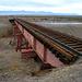 Eagle Mountain Railroad Crossing The Coachella Canal (5025)