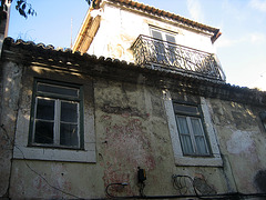Benfica, old houses (4)