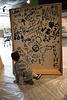 32.Graffiti.BerlinWall.Newseum.WDC.8November2009