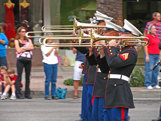 Palm Springs Veterans Parade (1770)