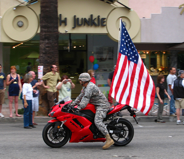 Palm Springs Veterans Parade (1781)