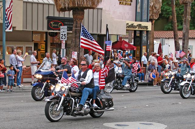Palm Springs Veterans Parade (1782)