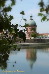 La Garonne de Toulouse