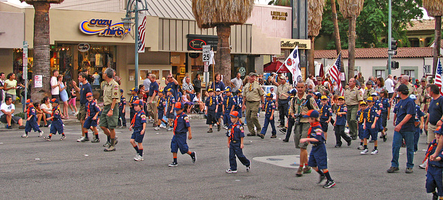Palm Springs Veterans Parade (1790)