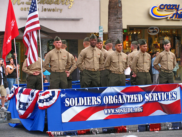 Palm Springs Veterans Parade (1792)