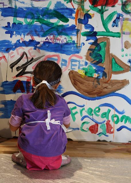 41.Graffiti.BerlinWall.Newseum.WDC.8November2009