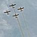 Palm Springs Veterans Parade Flyover (1762A)