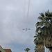 Palm Springs Veterans Parade Flyover (1763)