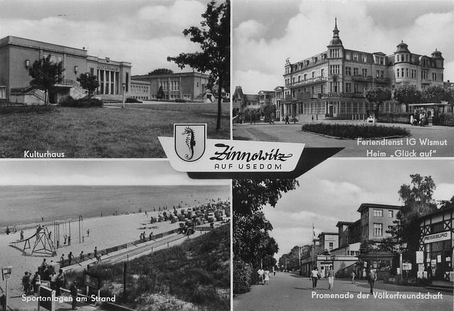 Ferienort Zinnowitz 1968