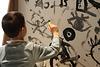 45.Graffiti.BerlinWall.Newseum.WDC.8November2009