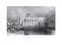 Customs House, Liverpool (Demolished)