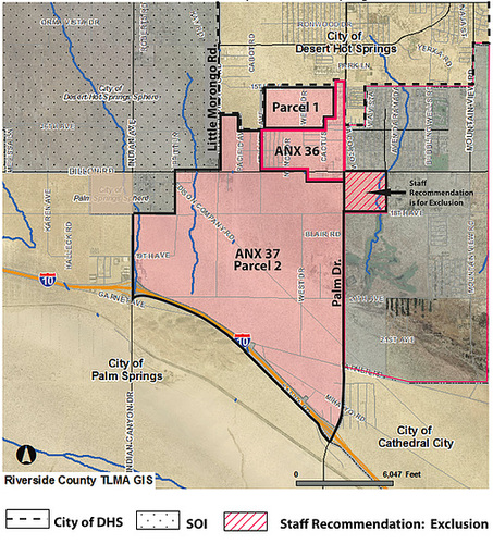 desert hot springs zoning map Ron S Log Lafco Approves Dhs Annexation With Conditions desert hot springs zoning map