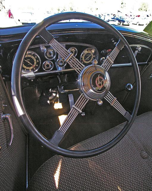 1934 LaSalle Sport Coupe (8574)