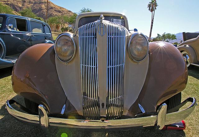 1936 Hupmobile Coupe (8575)