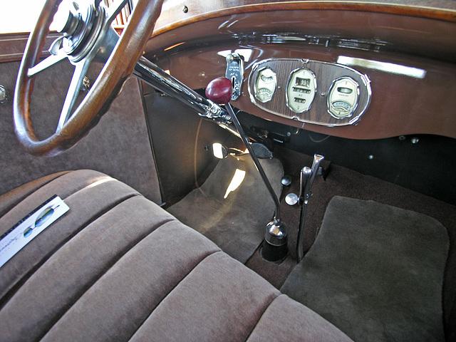 1936 Hupmobile Coupe (8580)