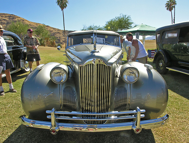 1940 Packard Custom Super 8 (8583)
