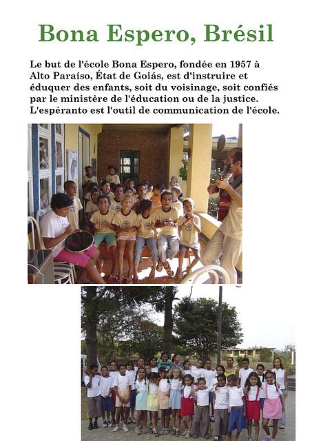 Bona espero, Alto Paraíso, ŝtato de Gojaso, Brazilo.