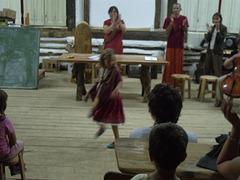 Yasna dancas flamenkon