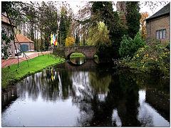 Schloss Myllendonk, Brücke