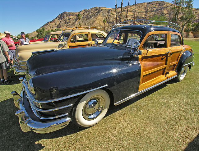 1947 Chrysler Town & Country (8595)
