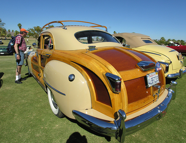 1947 Chrysler Town & Country (8598)