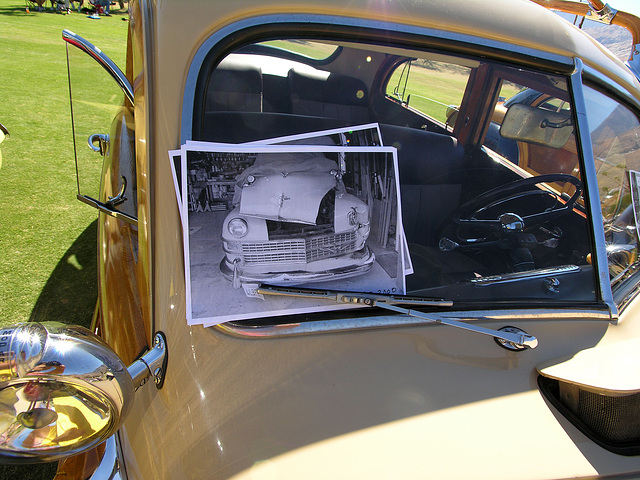 1947 Chrysler Town & Country accident photo (8603)