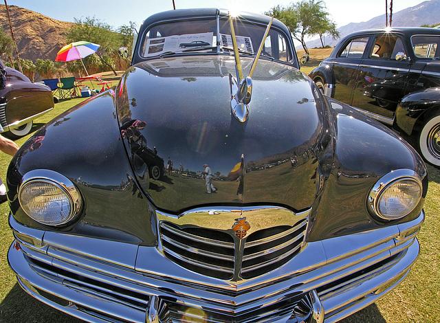 1948 Packard Deluxe (8589)