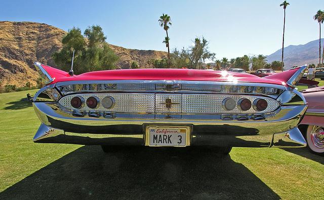 1958 Lincoln Continental Mark III (8619)