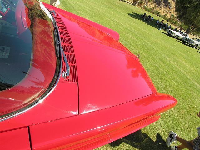 1958 Lincoln Continental Mark III (8623)