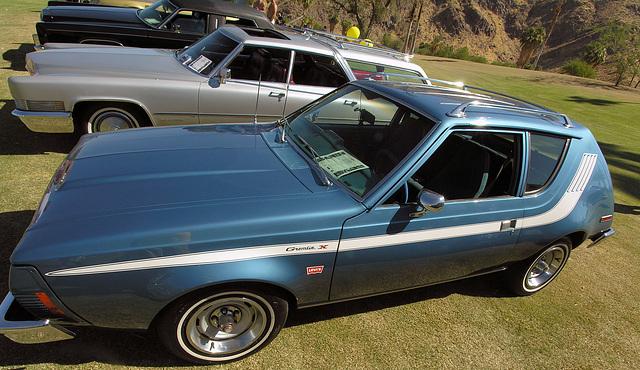 1975 AMC Gremlin X (8614)