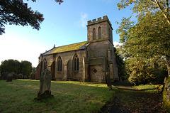 Saint Peter's Church, Falstone, Northumberland