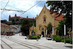 Kirche & Hrad