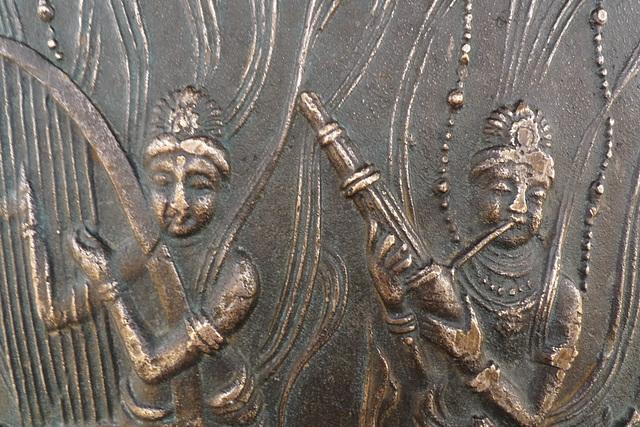 Detail zvonu
