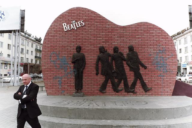 Beatles a exrocker