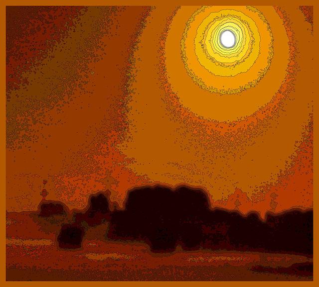 Das ist der Mond von Wanne-Eickel