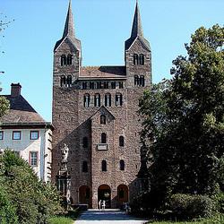 20060921 0707DSCw [D~HX] Kloster Corvey, Kirche, Höxter