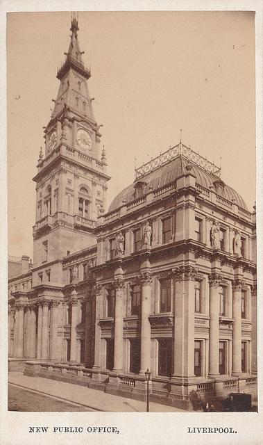 Muncipal Buildings, Dale Street, Liverpool