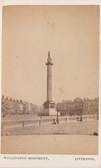 Wellington Monument, St George's Plateau, Liverpool
