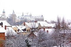 kastelo de Altenburg - Schloß von Altenburg