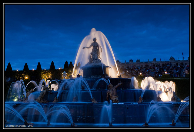 Bassin de Latone / Latona Fountain