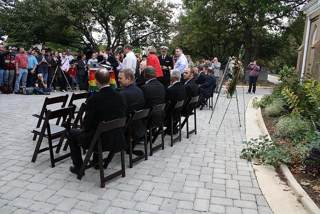 85.MatlovichMemorial.CC.Ceremony.SE.WDC.10October2009