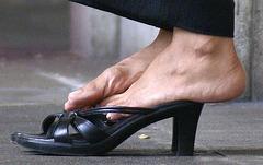 Mature shoeplay