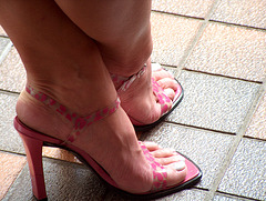 vanderbilt sandals (F)