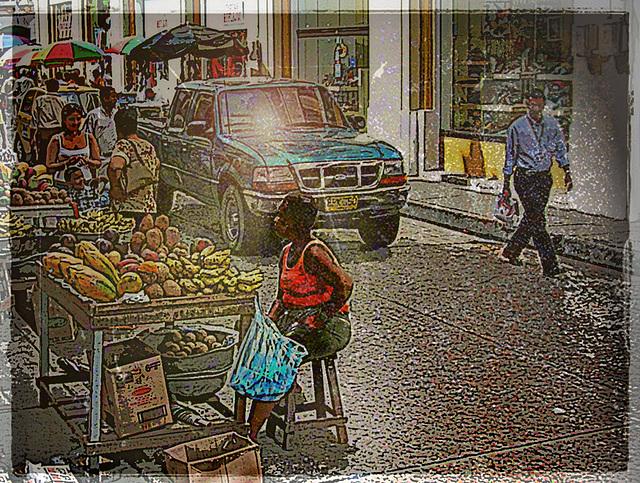 regards colombiens