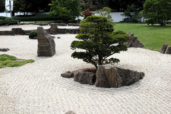 Japanischer Garten in Bad Langensalza - Thüringen